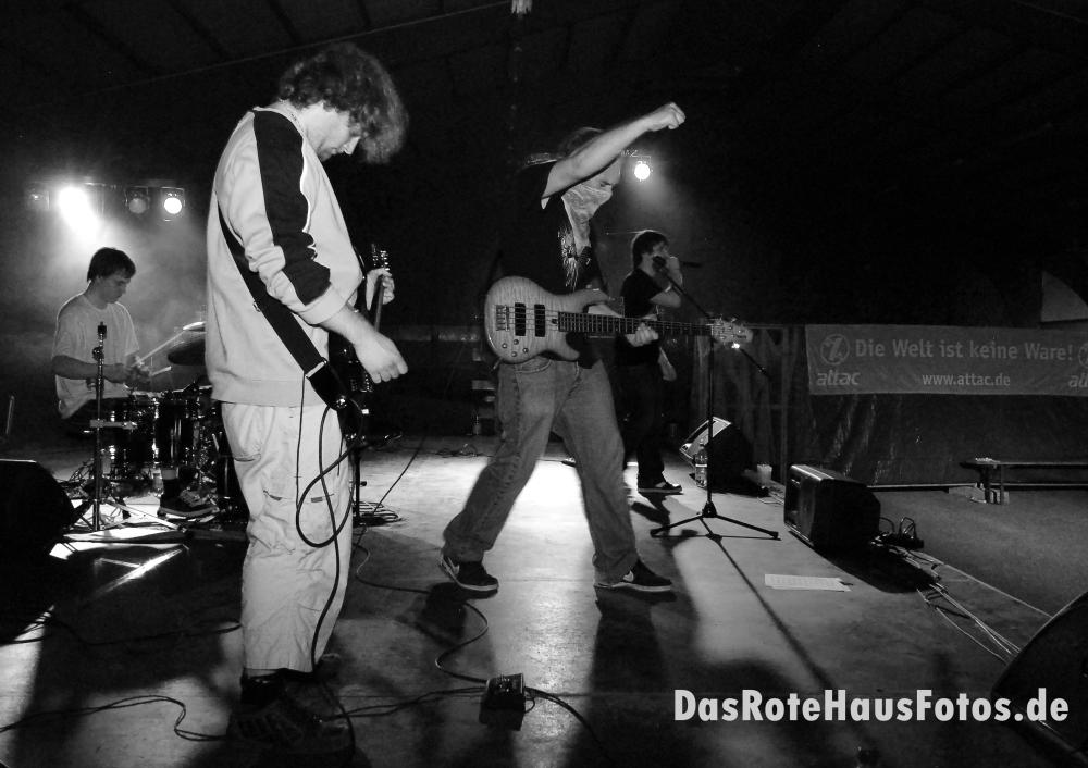 Rock gegen Rechts, Beerfelden 20.06.09