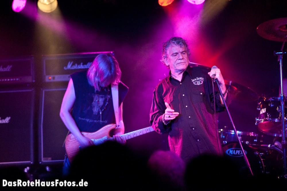 Nazareth @ Colos-Saal, Aschaffenburg, 11.05.2010