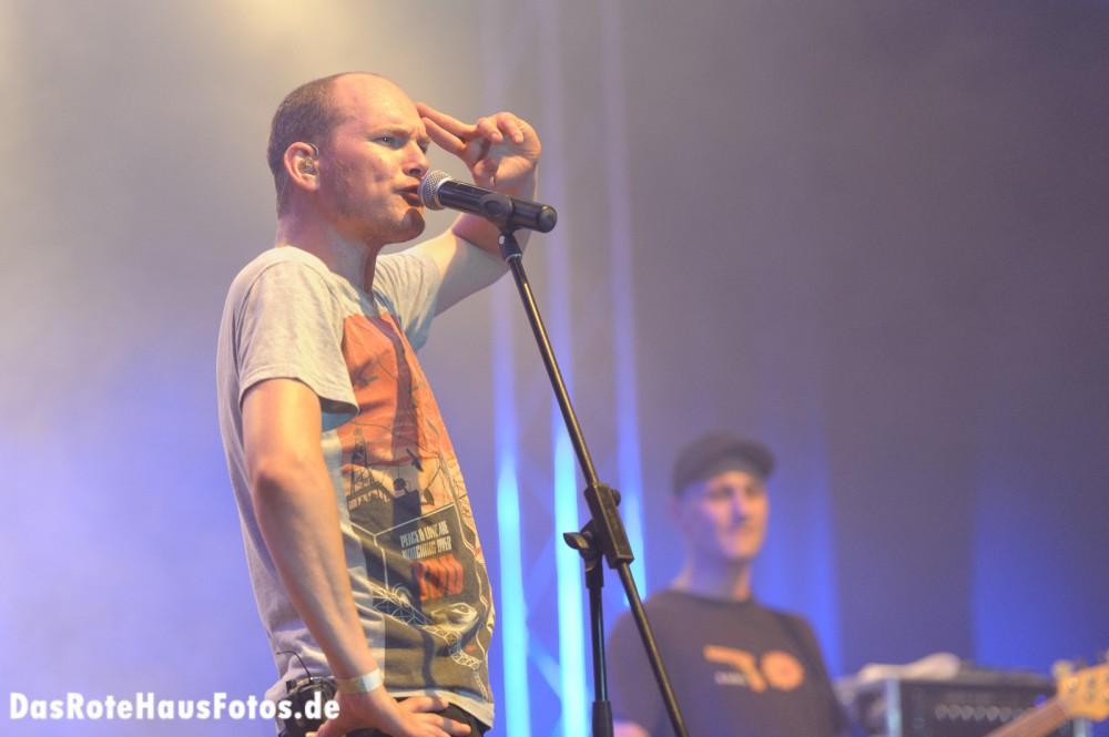 Rainer von Vielen @ Sound of the Forest 2011