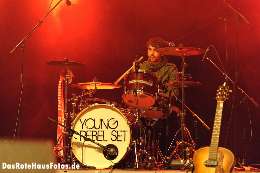 Youg Rebel Set @ Sound of the Forest 2011