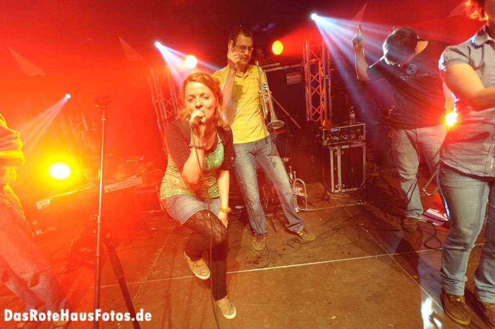 Schallgarten @ Sound of the Forest 2011