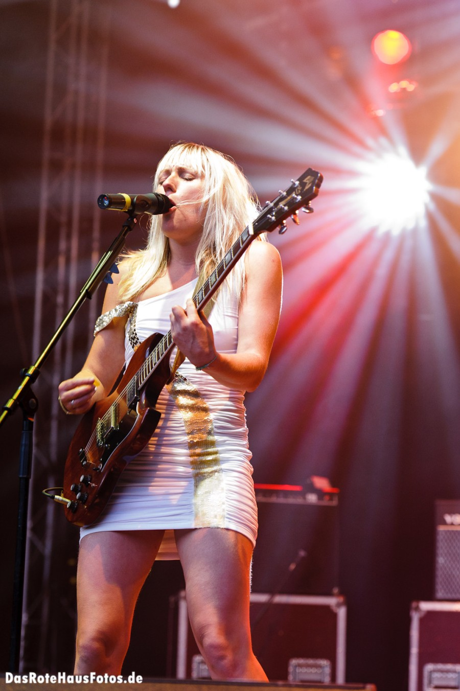 Tallulah Rendall @ Sound of the Forest 2011