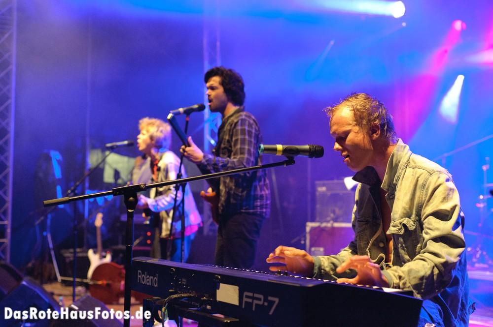 Kakkmaddafakka @ Sound of the Forest 2011