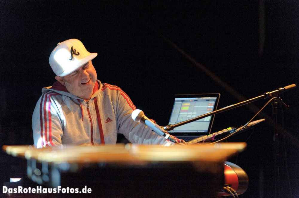 Helmut Zerlett @ Sound of the Forest 2011